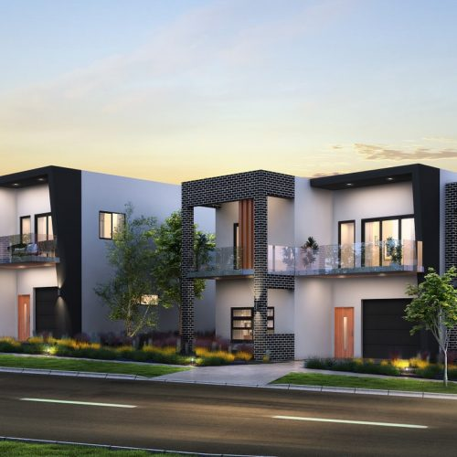 3D Renderings - image RA_6-barker-close-illawong_01_With-People-500x500 on http://renderinghomes.com.au