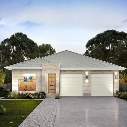 3D Renderings - image RA_Type-12-Facade-A-Basic_03-500x500 on http://renderinghomes.com.au